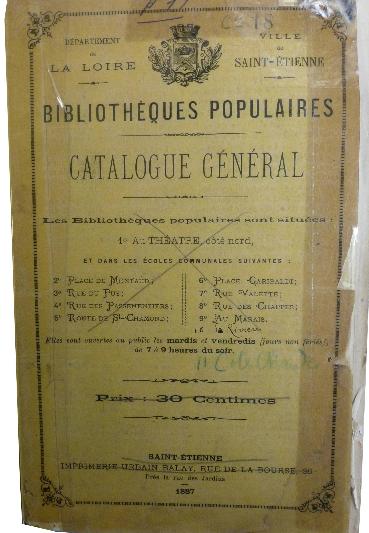 Billets | Bibliothèques populaires | Page 3