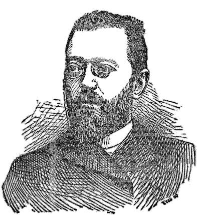 Albert Pétrot (1837-1897) Le Radical, 8 août 1893