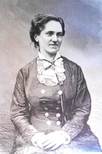 Portrait de Léonie Rouzade (1839-1916)